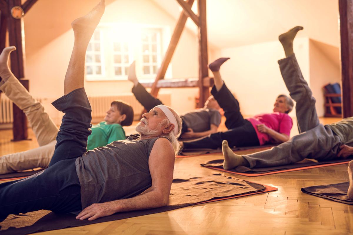 Yoga d'Argento