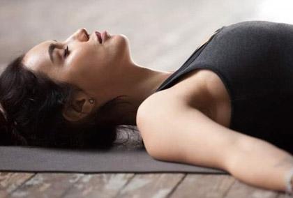 Yin Yoga Nidra