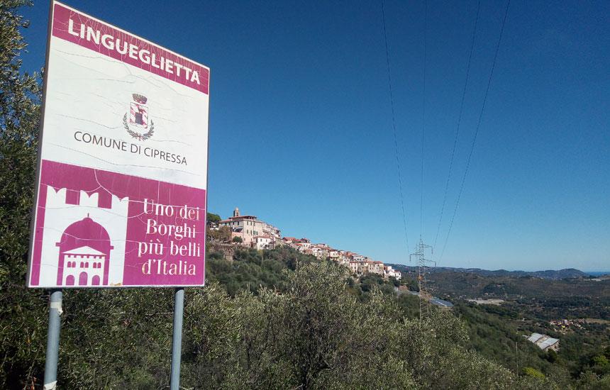 TrekYoga  da Costarainera a Lingueglietta